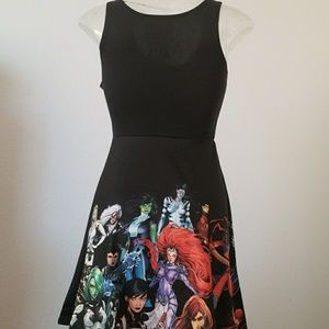 9c21e4a328 Her Universe Dresses - Her universe women of Marvel skater dress